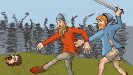 Hovedbold vikinger