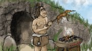 Neandertaleren GRONK