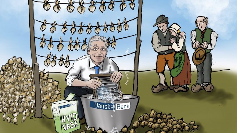 Danske Bank hvidvask tulipanløg