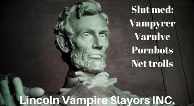 Lincoln Vampire Slayors INC.